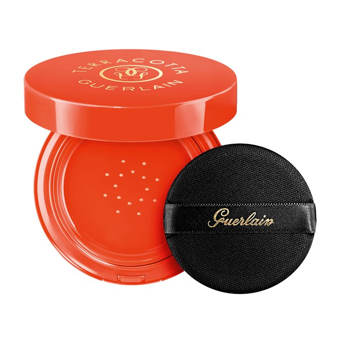 Guerlain Terracotta Cushion