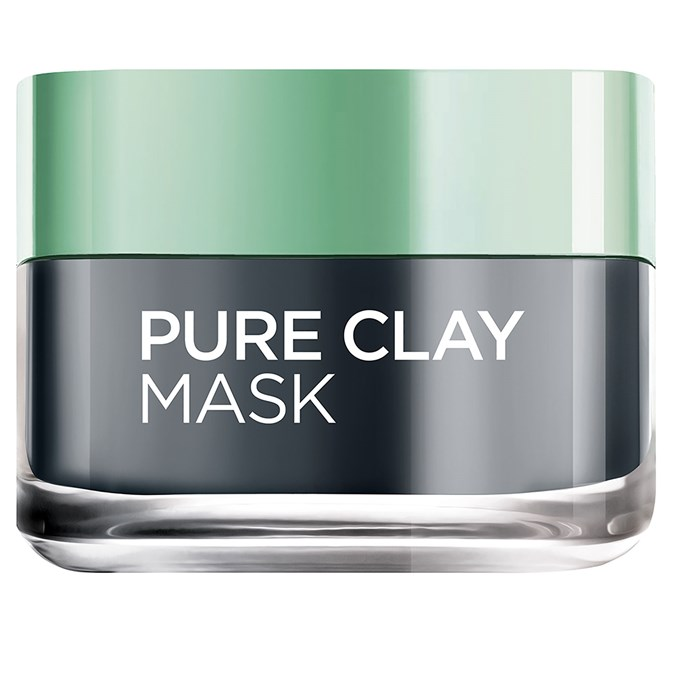 L'Oréal Paris Pure Clay Charcoal Mask
