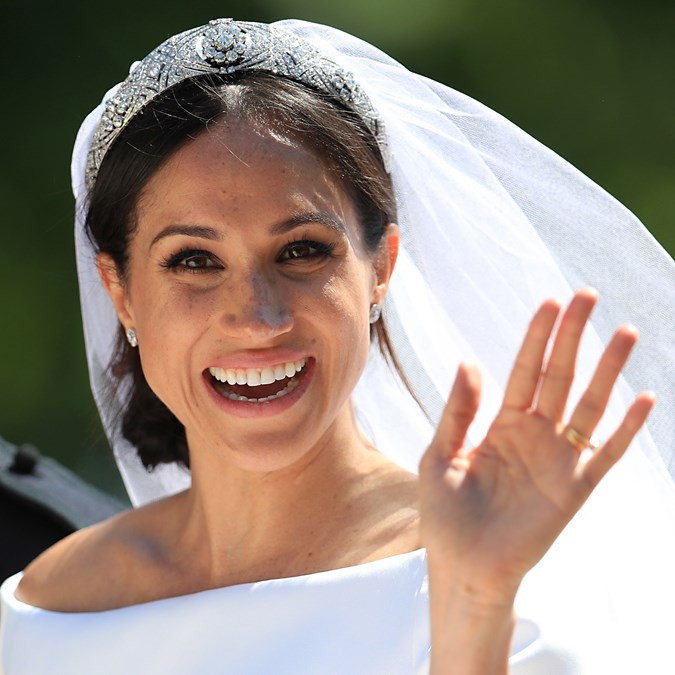 Celebrity Wedding Makeup Products - Meghan Markle