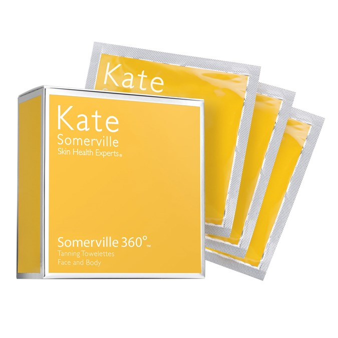 Kate Somerville Somerville360 Body Self Tan Towelettes