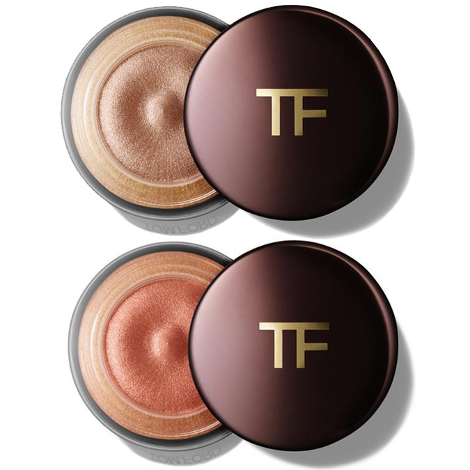 Tom Ford Beauty Cream Color For Eyes in Opale and Sphinx