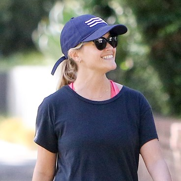 Reese Witherspoon walking