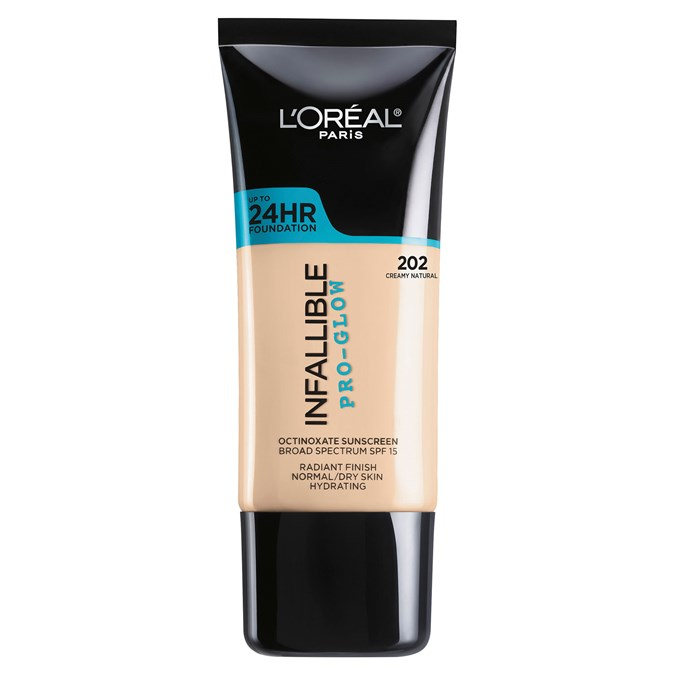 L'Orea Paris Infallible Pro Glow Foundation