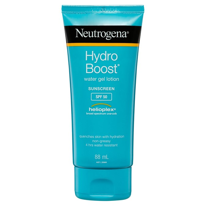Neutrogena Hydro Boost Water Gel Sunscreen Lotion