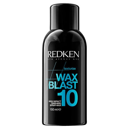 Redken Wax Blast 10 High Impact Finishing Spray-Wax
