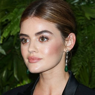 Lucy Hale's favourite skin care products