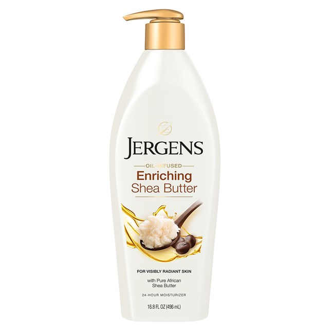 JERGENS Oil Infused Enriching Shea Butter Moisturiser