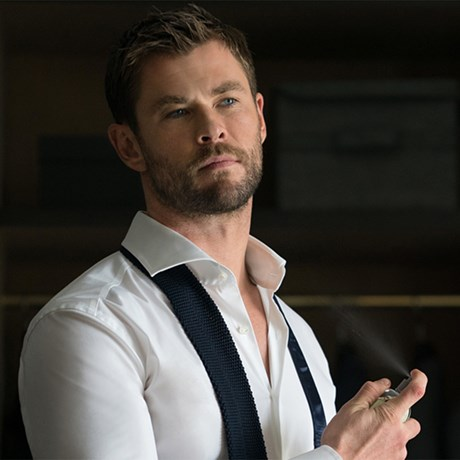Best Perfume for Men - Fragrances & Colognes That Women Love - Chris Hemsworth