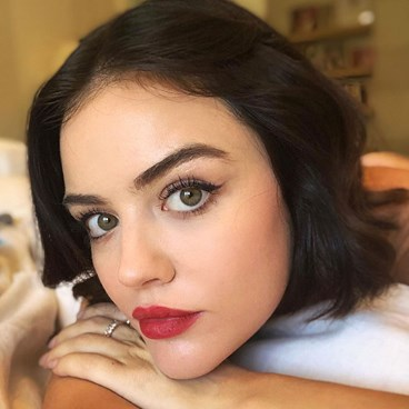 Lucy Hale loves this Korean beauty product