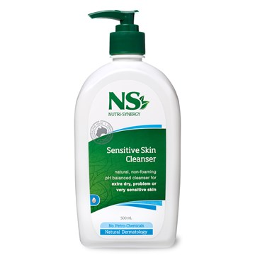 Nutri-Synergy Skincare NS Sensitive Skin Cleanser