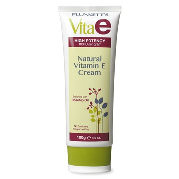 Plunkett's Vita E Natural Vitamin E Cream
