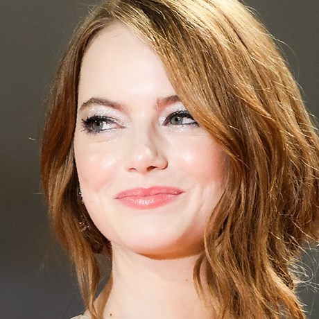 Emma Stone's secret to glowing skin