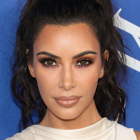 The secret behind Kim Kardashian's perfect brows