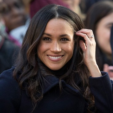 Meghan Markle no makeup makeup