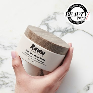 Raww Buff ME Sugar Coffee Body Scrub Reviews