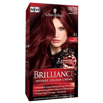 Schwarzkopf Brilliance Intense Colour Crème