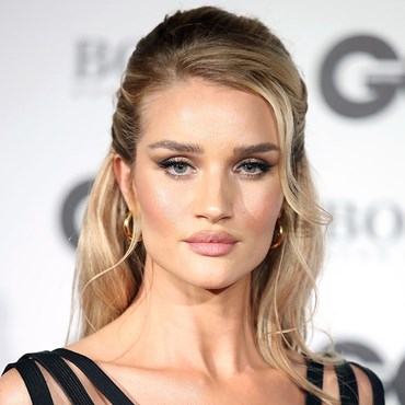 Lip Tattoos: How it Works? Does it Hurt? Before & After - Rosie Huntington-Whiteley