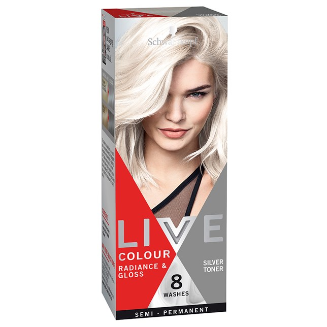 Schwarzkopf LIVE Colour Semi-Permanent