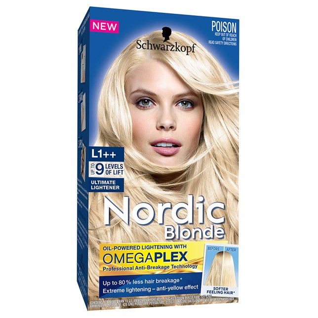 Schwarzkopf Nordic Blonde Ultimate Lightener L1++