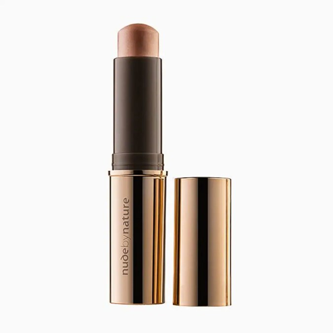 Nude By Nature Touch Of Highlight Stick Bronze