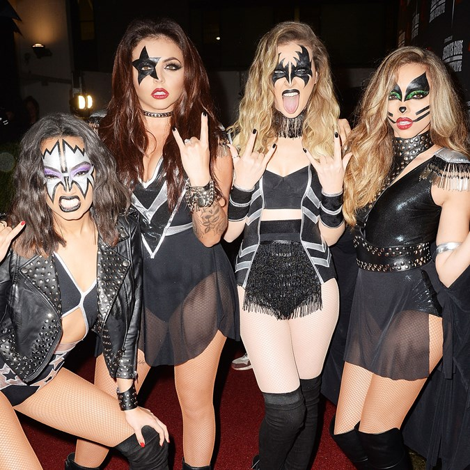Little Mix Halloween look