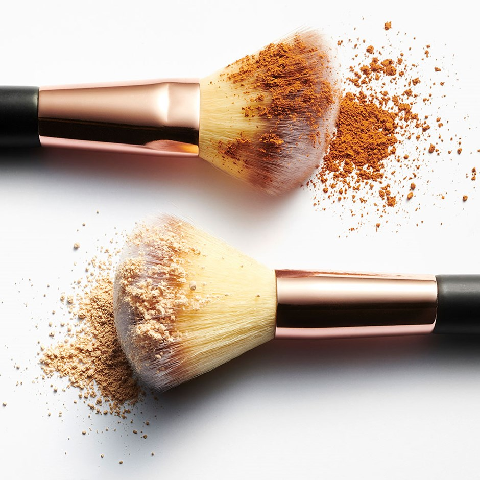 Best face makeup brushes
