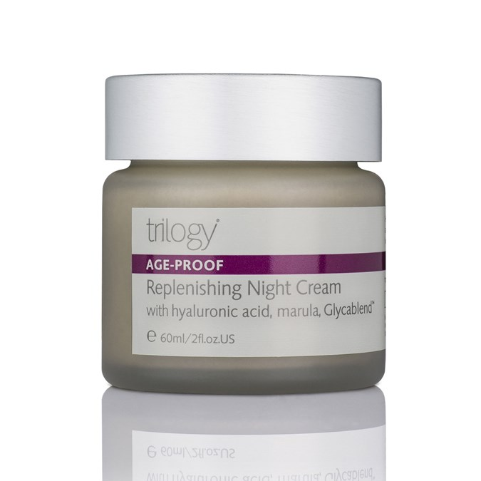 Trilogy Age Proof Replenishing Night Cream