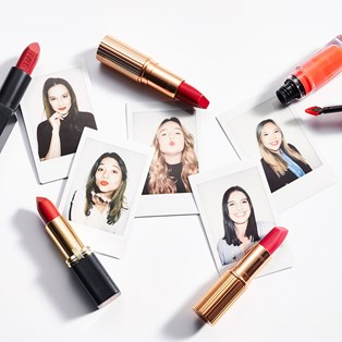 Beauty Crew favourite statement lipstick