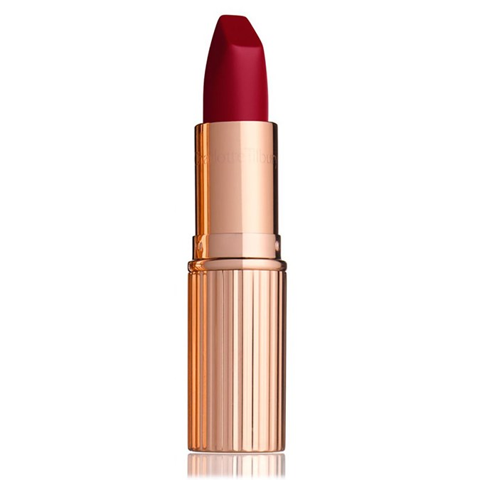 Charlotte Tilbury Matte Revolution in Red Carpet Red