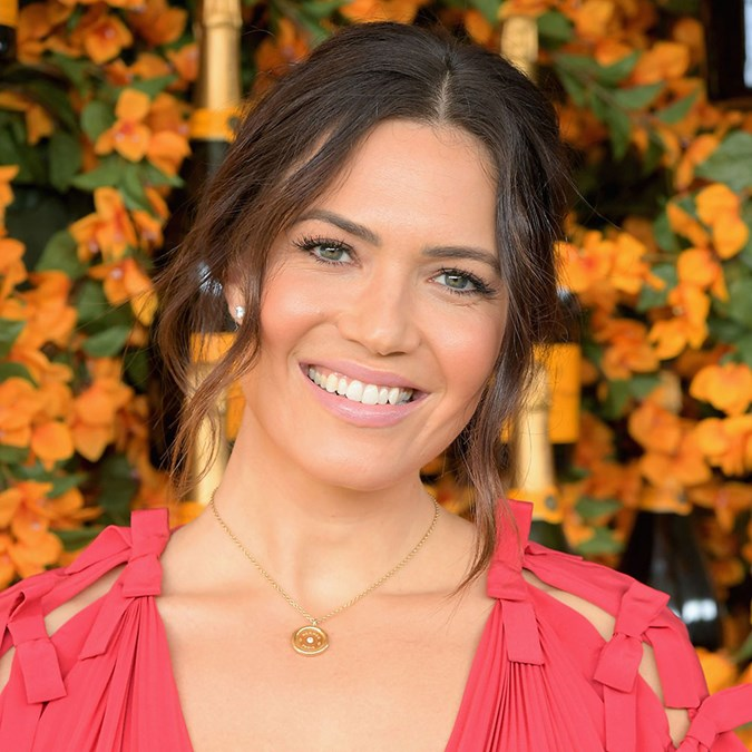 Mandy Moore good brows