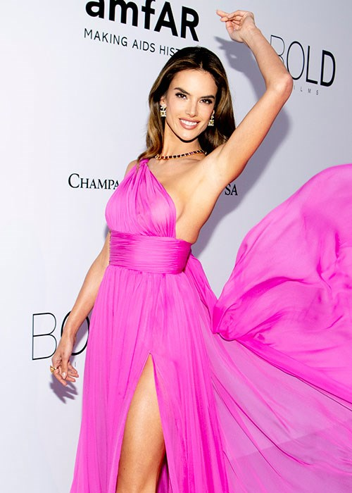Laser Hair Removal at Home - Alessandra Ambrosio