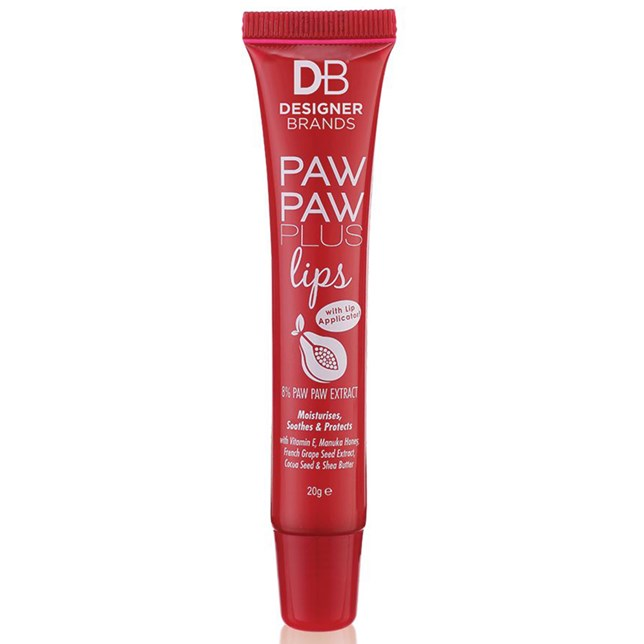 Designer Brands Paw Paw Lips Plus