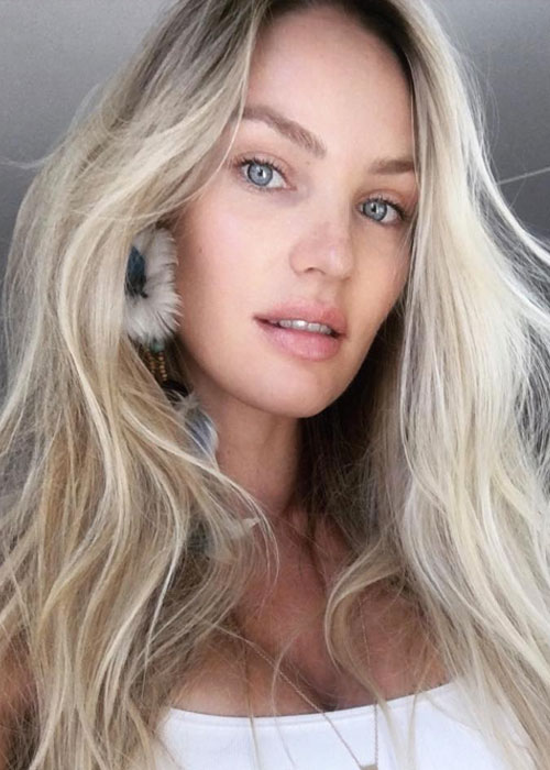 Candice Swanepoel cover