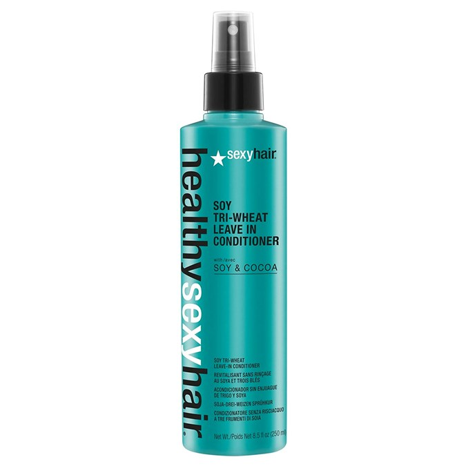 Sexy Hair Healthy Soy Tri Wheat Leave In Conditioner