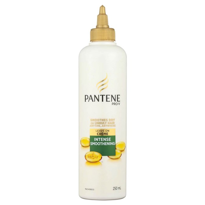 Pantene Intense Smoothening Leave On Crème