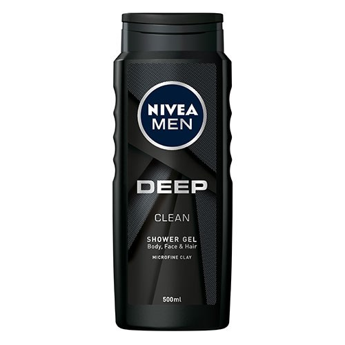 NIVEA Men Deep Shower Gel