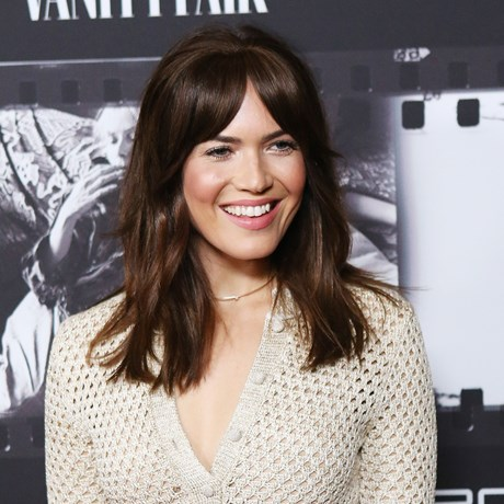 Mandy Moore curtain fringe