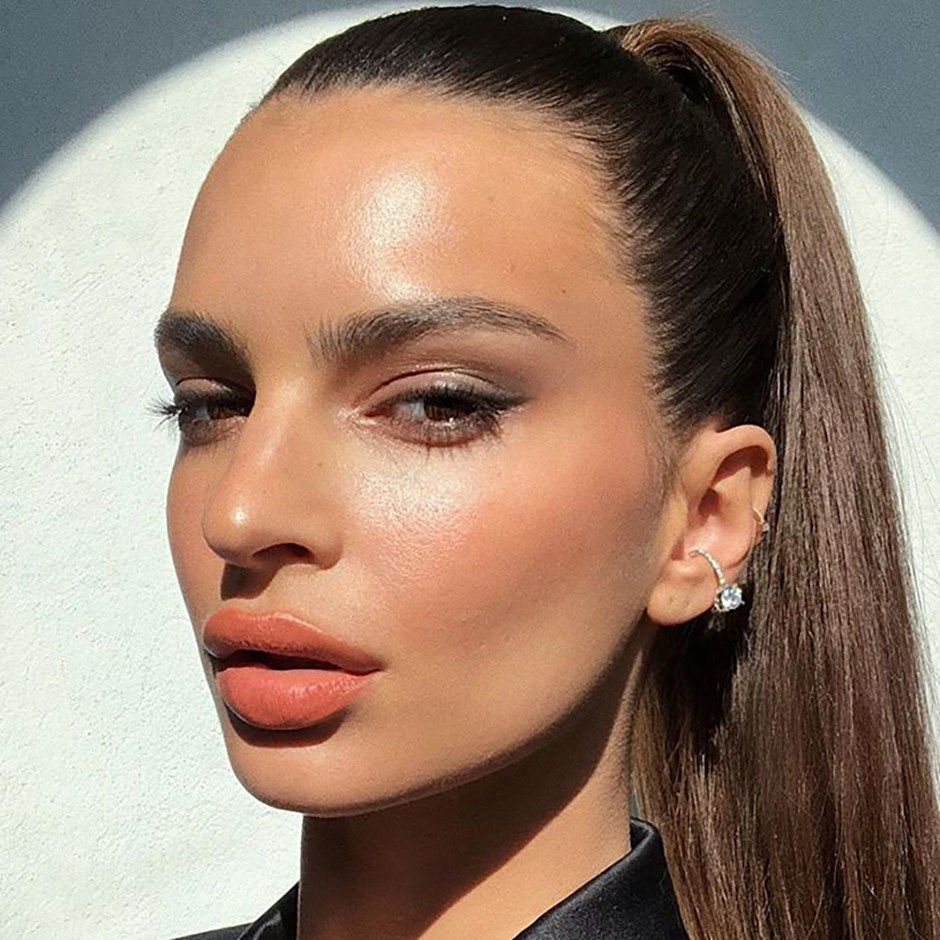 Summer makeup look Em Rata