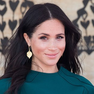 Meghan Markle smoky eye makeup
