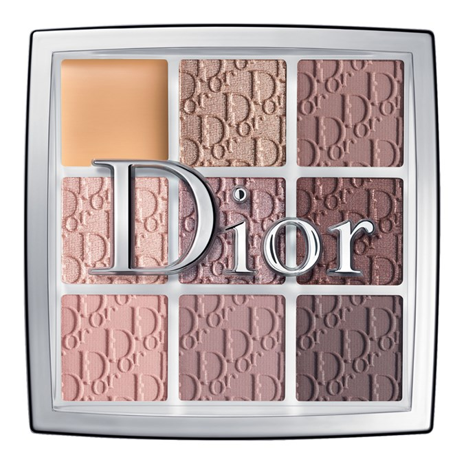 Dior Backstage Eye Palette in Cool Neutrals