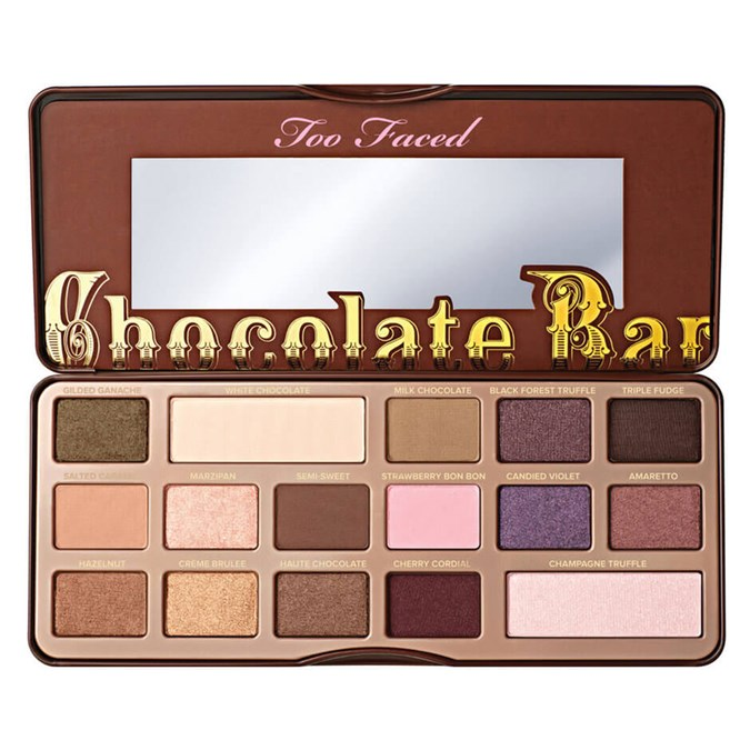 Too Faced Chocolate Bar Eye Shadow Palette