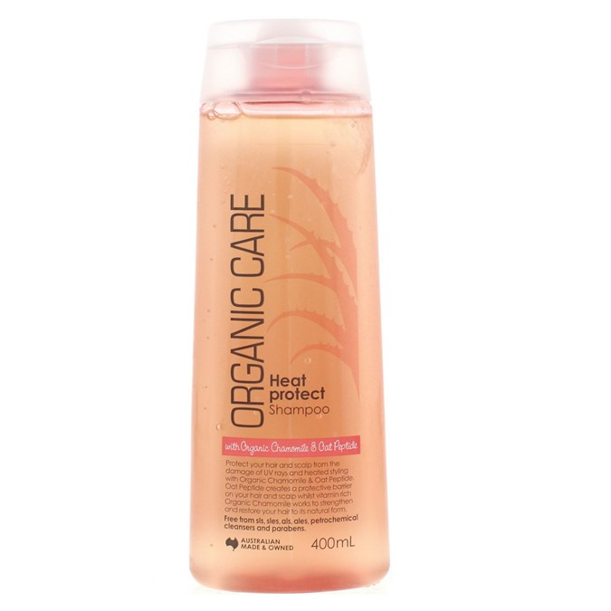 Organic Care Heat Protect Shampoo