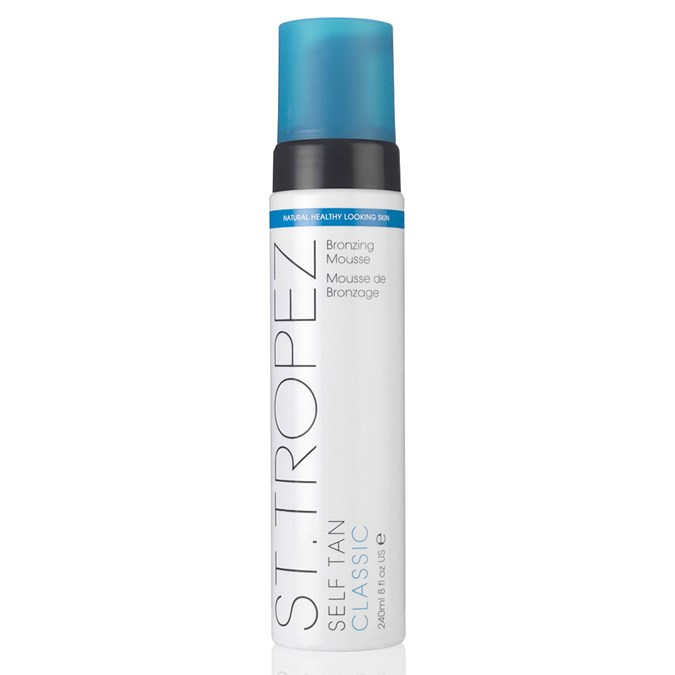 St. Tropez Self Tanning Bronzing Mousse