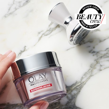 Olay Magnemask Infusion Rejuvenating Jar Mask Starter Kit