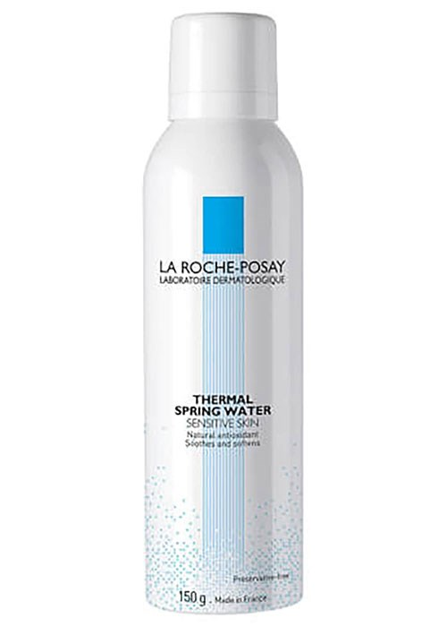 with La Roche-Posay Thermal Spring Water Spray
