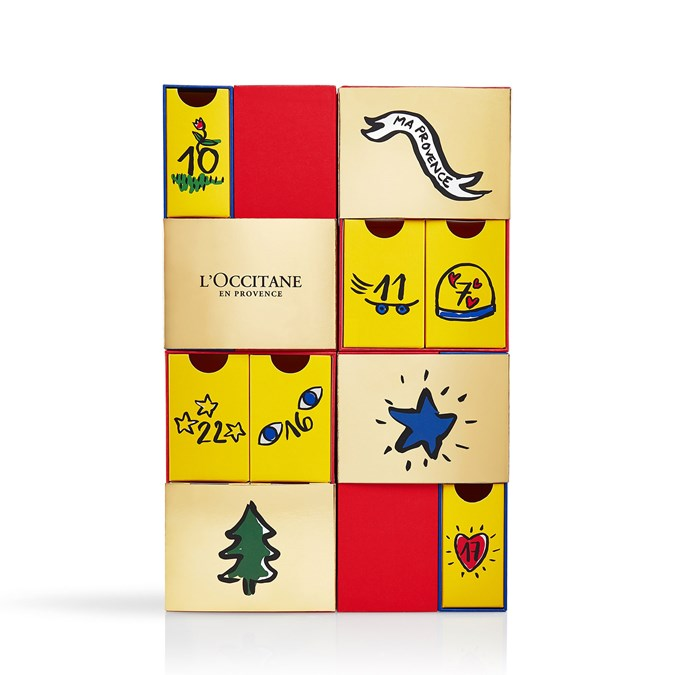 L'Occitane Magic Premium Advent Calendar - Best Of L'Occitane Collection