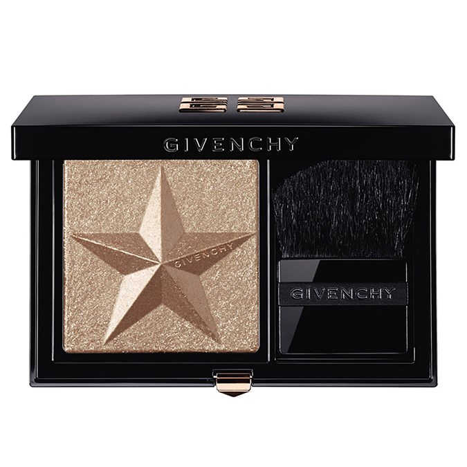 Givenchy Mystic Glow Powder Wet & Dry Face and Eyes Highlighter
