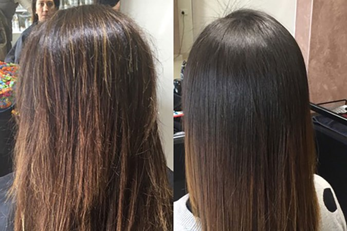 Keratin Treatment For Hair What Is It How Does It Work Beauty Crew