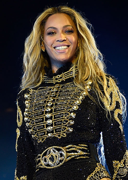 Fabulous Beyonce Just Showed Off The Coolest Two Toned Hairstyle Beauty Schematic Wiring Diagrams Phreekkolirunnerswayorg