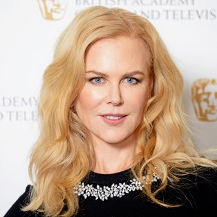 Nicole Kidman fishtail braid